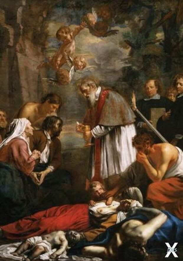 Рыдающее Средневековье: почему в прошлом мужчины плакали не так, как сейчас