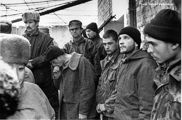 Кавказские пленники