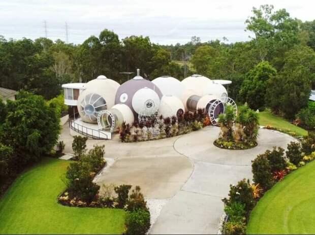 Дом постоянно привлекает внимание зевак. /Фото:realestate.com.au