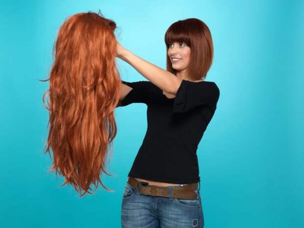Почему натуральные парики лучше искусственных