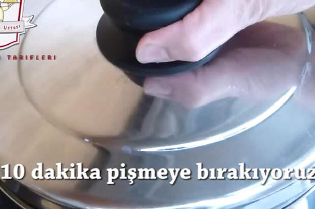 Суп с фрикадельками по-турецки (Sulu Köfte)