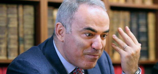 Русофоб Каспаров пробивает новое дно