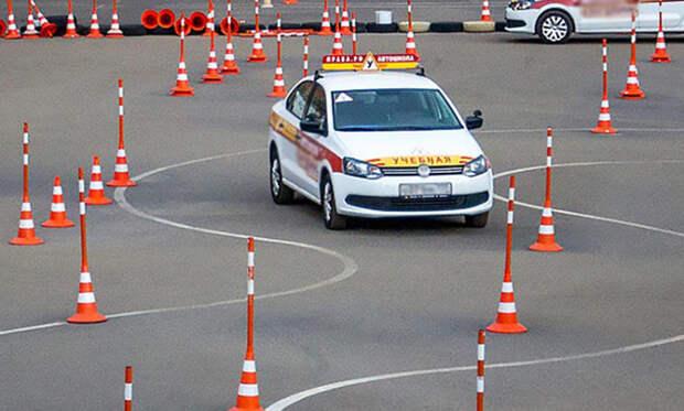 В России изменены правила сдачи экзамена на водительские права