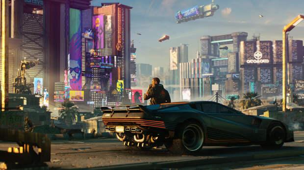 Полноценная версия Cyberpunk 2077 выйдет в июне 2021 года