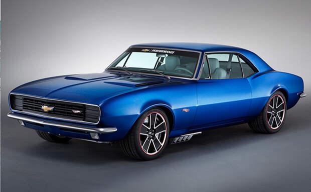 Самые красивые автомобили Chevrolet