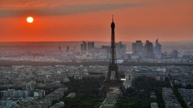 Невероятный факт: «парижская паника».