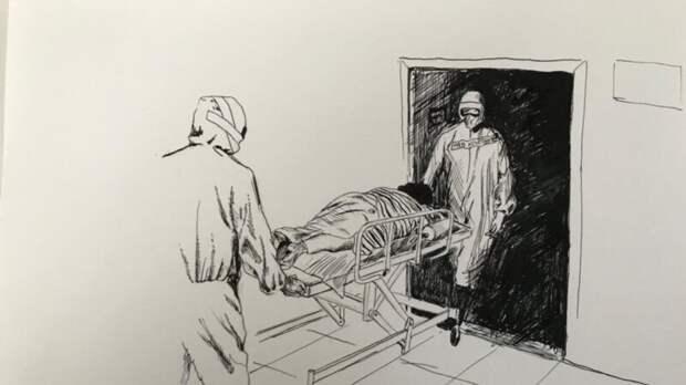 В Германии вышла книга кемеровского врача о пандемии Covid-19