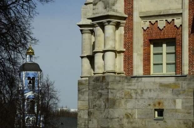Дворцовый комплекс Царицино – артефакт ведической цивилизации