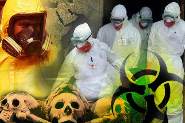 Шесть смертельных эпидемий на Земле