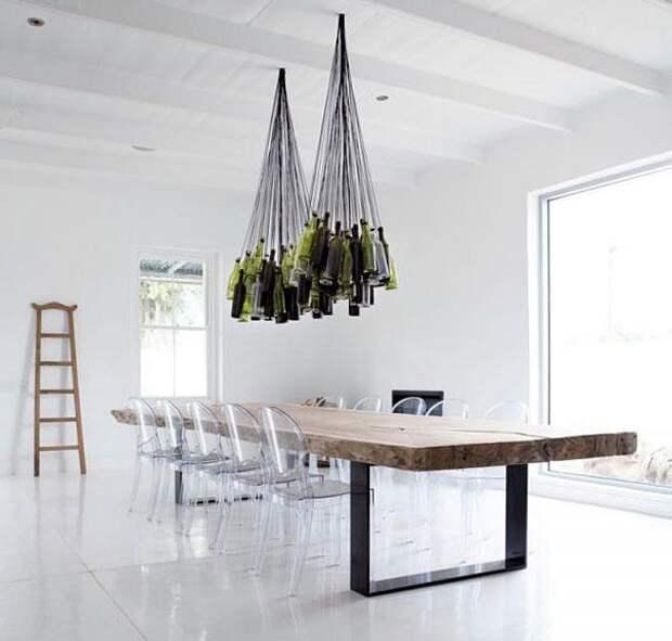 Гениальные идеи для дома: Своими руками из подручных средств дизайн, для дома, идея, креатив, своими руками