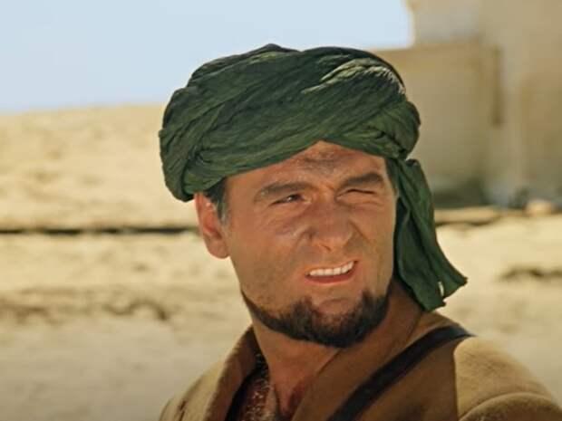 Черный Абдулла из фильма «Белое солнце пустыни» умер от коронавируса