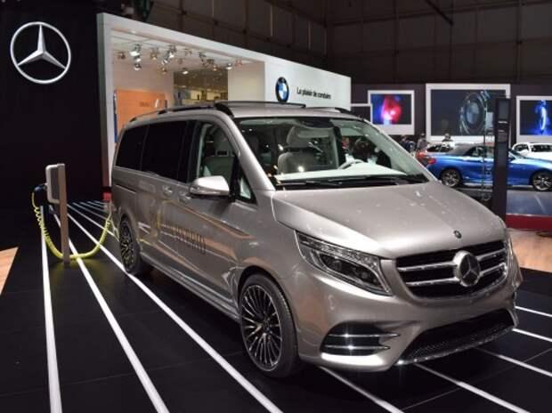 Mercedes-Benz обогнал Toyota по выручке за 2 месяца в России