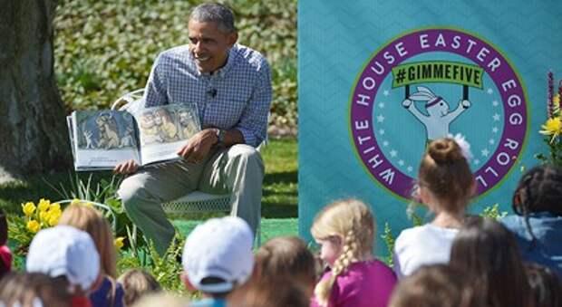 На Обаму напали дикие пчелы