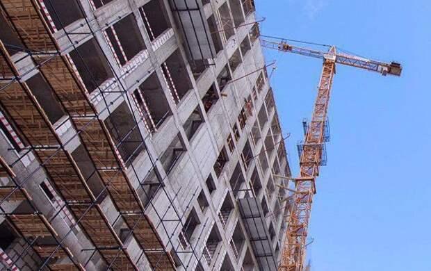 Строительство новых домов / Фото: mos.ru
