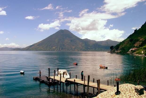 47 10 самых красивых озер в мире