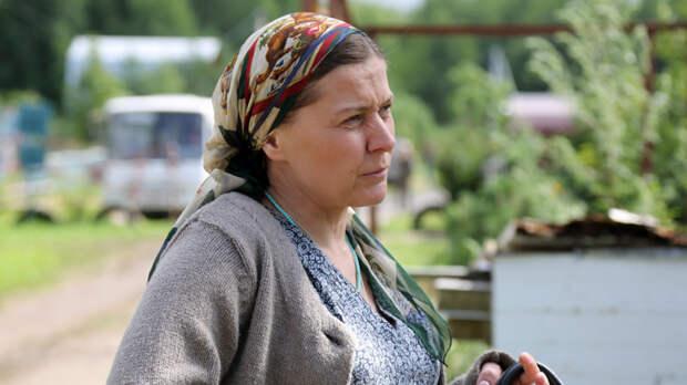 Мария Голубкина показала новорожденного