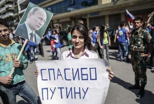 """Что на самом деле Путин замыслил в Сирии? (""""Politico"""", США)"""
