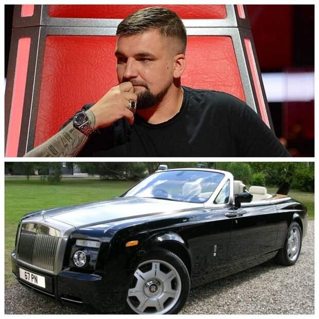 Топ-5 автомобилей звезд российского шоу-бизнеса
