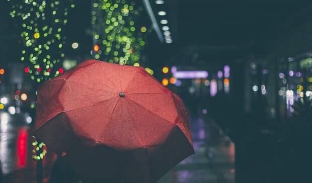 Дожди с грозами ожидаются наСтаврополье вконце недели