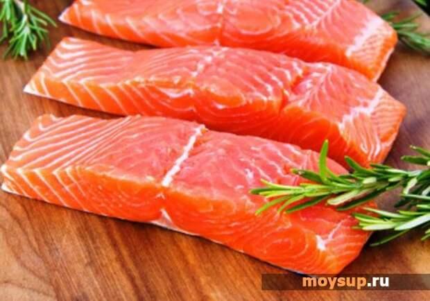 Рецепт аппетитного рыбного супа из лосося