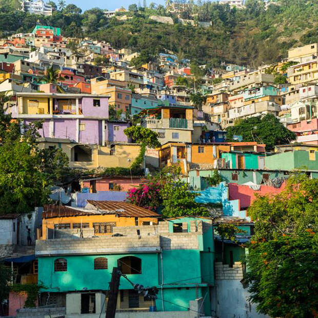 Гаити во всей красе