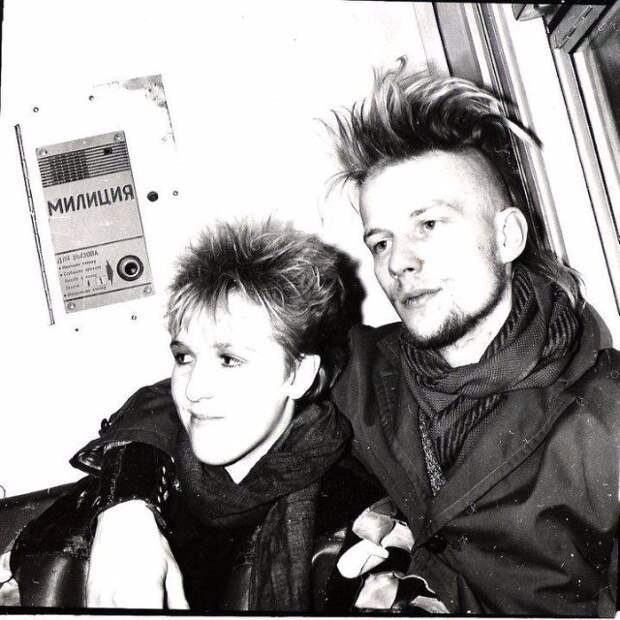 70 искренних фотографий эстонской панк-культуры 1980-х годов 20