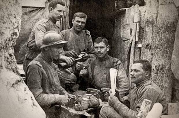 Российские волонтеры Французского Иностранного легиона