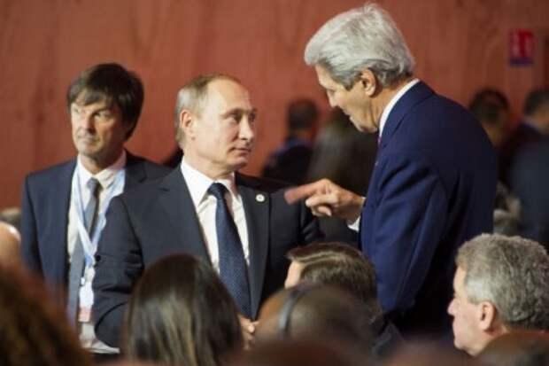 Путин-Керри: повторение пройденного