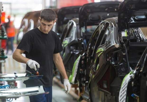 Ford Fiesta manufacturing launched in Naberezhnye Chelny