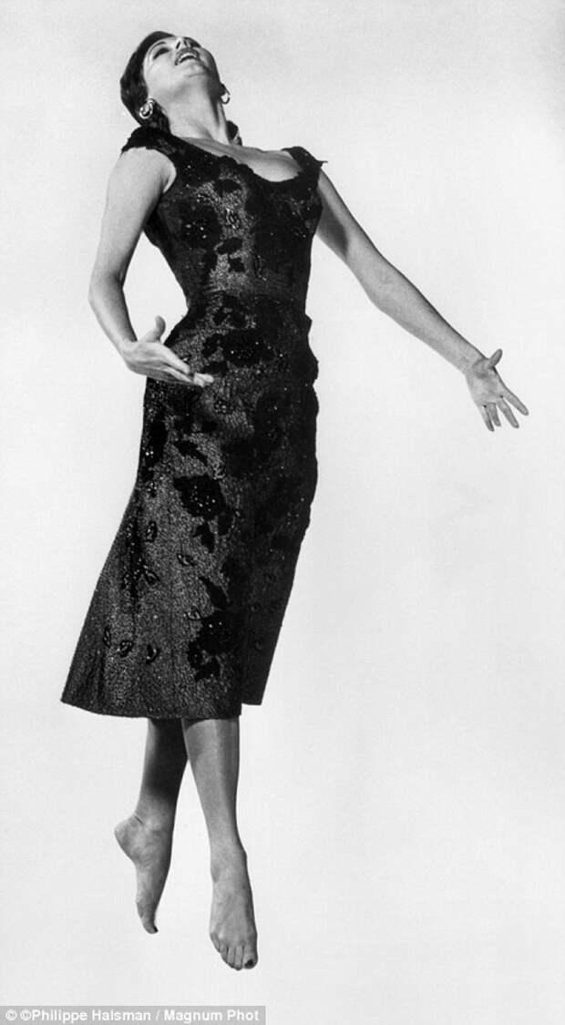 Американская актриса Ава Гарднер