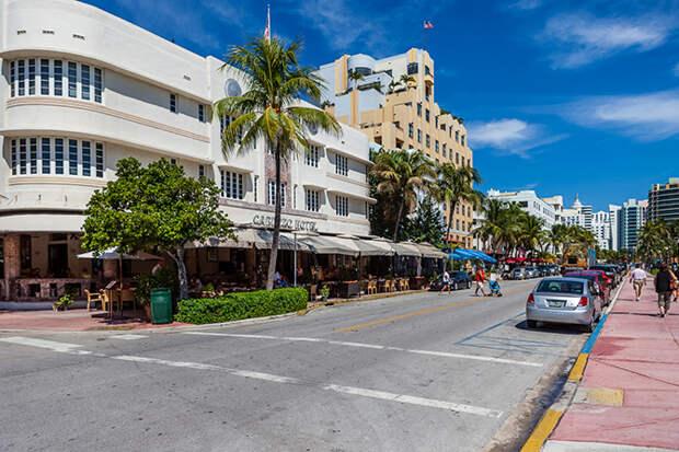Прогулка по Майами