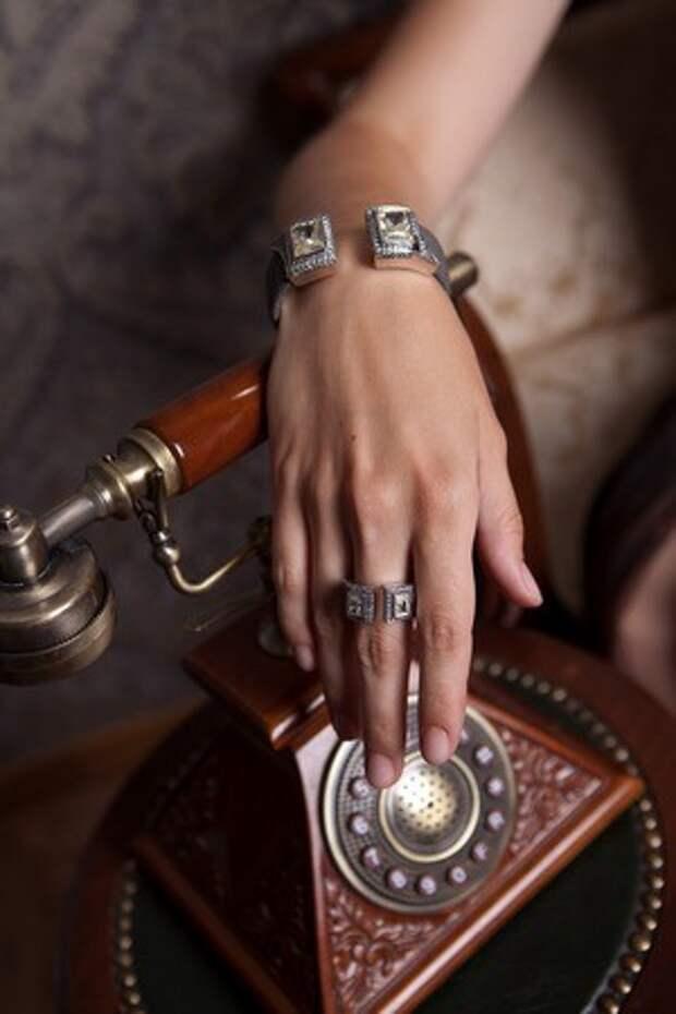 Мода дизайнерская Мода ювелирная