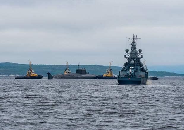 На саммите НАТО обсудят укрепление военного потенциала РФ в Арктике