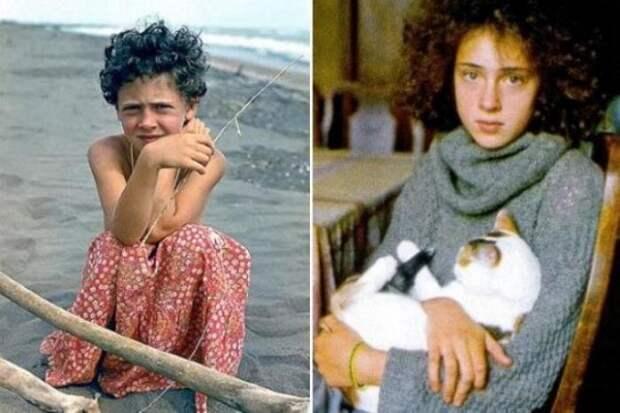 Очаровательная Ксения Раппопорт: как российской актрисе удалось покорить Италию