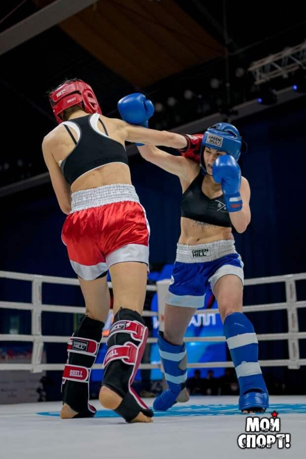 Жительница Лосинки стала чемпионкой России по кикбоксингу
