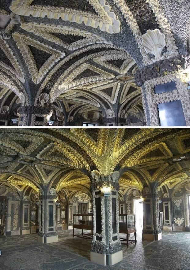 Изумительные потолки