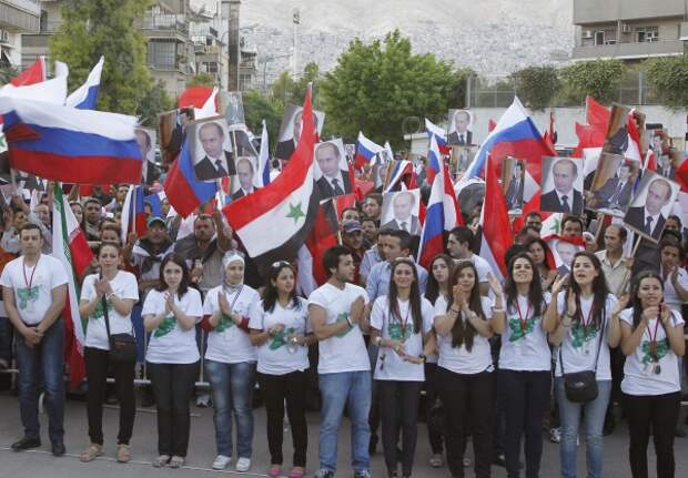Россия не даст осуществить в Сирии ливийский сценарий