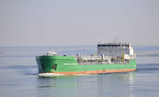 Российский танкер опасается силового захвата