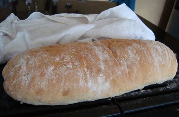 Печем хлеб как в пекарне у себя дома