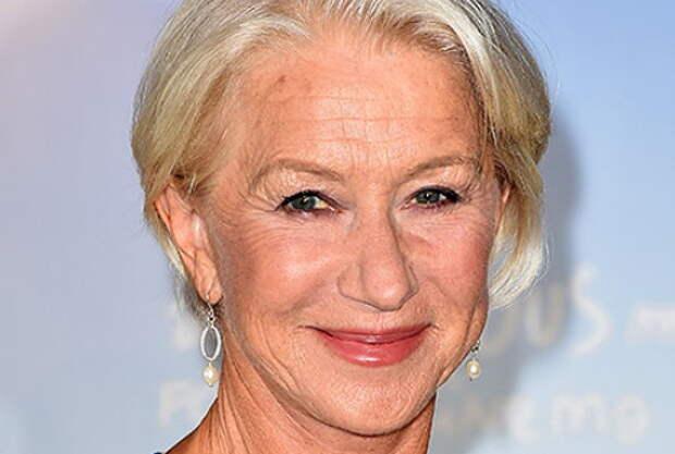 Хелен Миррен стала «лицом» L'Oreal