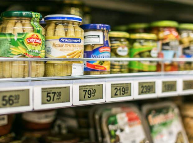 Ценники в российских магазинах заменят электронные табло и грифельные доски