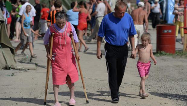 Турция передала гумпомощь для жителей Луганской области