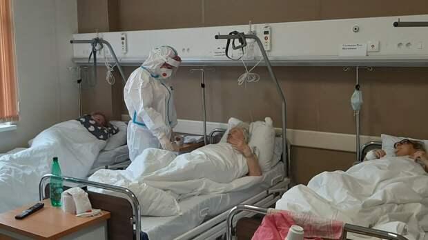 Еще 8632 человек за сутки заболели коронавирусом в России
