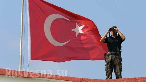 Турки в соцсетях рассказывают о начале всеобщей мобилизации