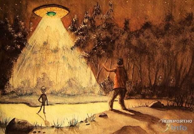 От виманы к НЛО. Часть 1