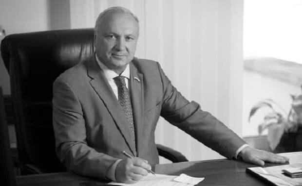 Умер депутат Госдумы Петр Пимашков