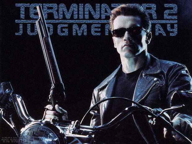 Терминатор 2: Судный день Терминатор 2: Судный день, кино, шварц