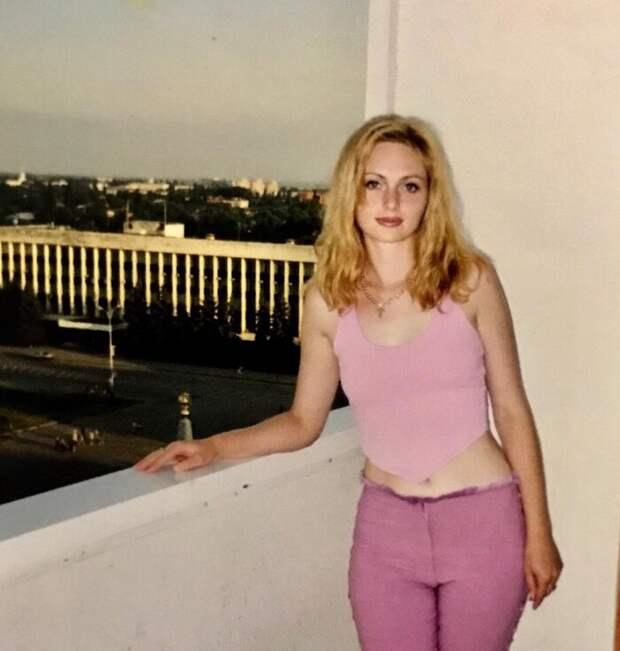 Интересные фотографии 90-х