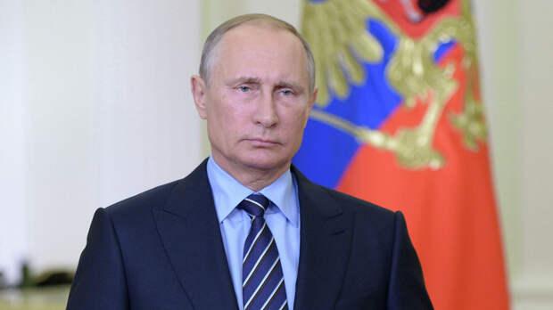 Президент России Владимир Путин - РИА Новости, 1920, 03.09.2020