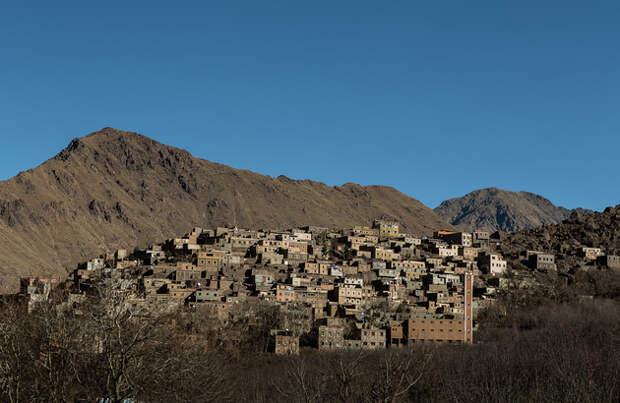 Марокко: путешествие в страну красных гор